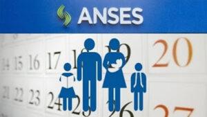 ANSES calendario de pago