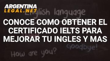 Conoce Cómo Obtener El Certificado IELTS Para Mejorar Tu Inglés Y Más
