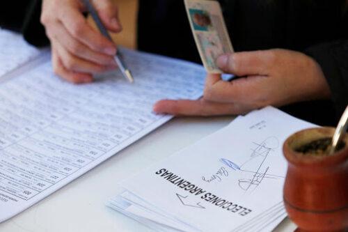 Certificado De No Voto Argentina intro