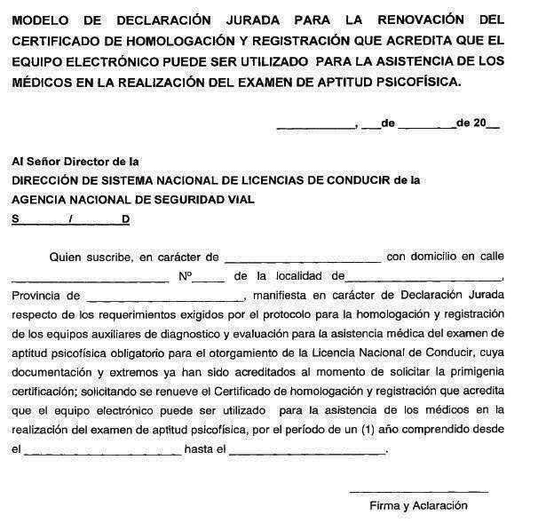 Certificado de aptitud psicofísica 8 Conoce Como Obtener El Certificado De Aptitud Psicofísica