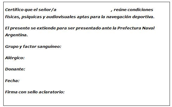 Certificado de aptitud psicofísica 9 Conoce Como Obtener El Certificado De Aptitud Psicofísica