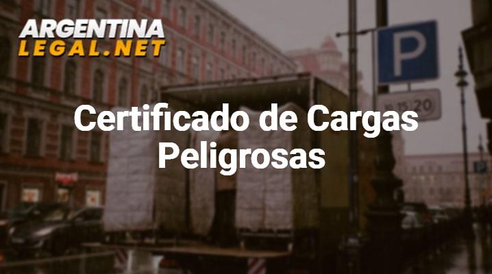 Conoce Como Obtener El Certificado De Cargas Peligrosas (CETAC)