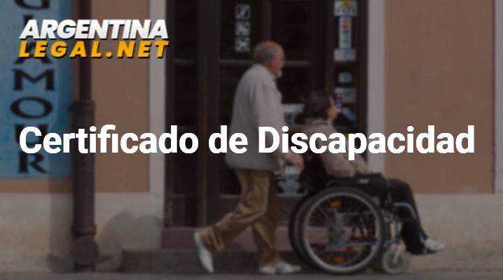 Conoce Como Obtener El Certificado Único De Discapacidad
