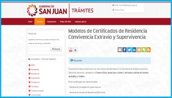 Obtén El Certificado De Extravío paso 2