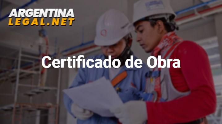 Conoce Como Obtener El Certificado De Obra Que Necesitas