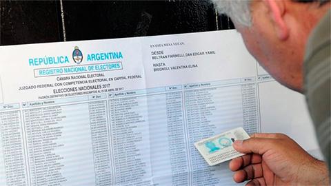 Como saber dónde voto 4 Como Saber Dónde Voto En Las Elecciones Argentinas
