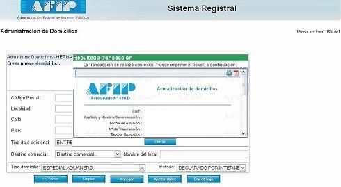 Formulario 420 R 2 Conoce El Formulario 420 R Para La Declaración De Aduanas En Argentina