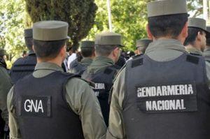 Gendarmeria intro