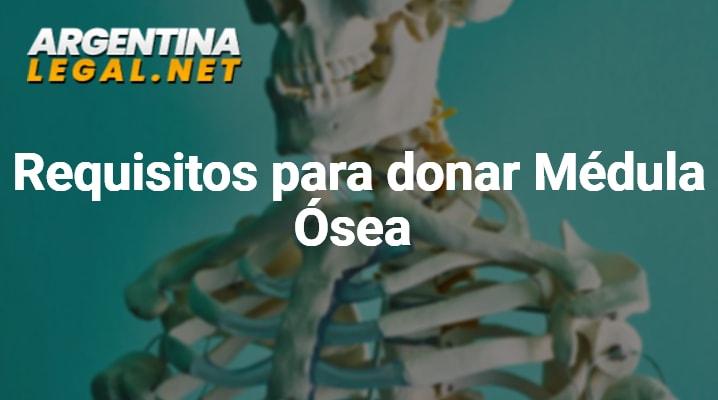 ¿Cuáles Son Los Requisitos Para Donar Médula Ósea?