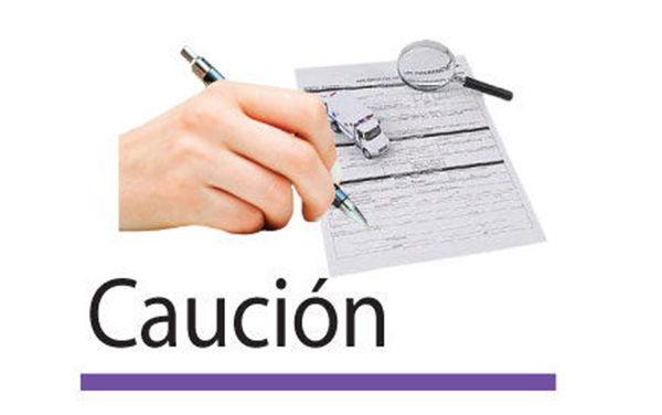 Requisitos para seguro de caución
