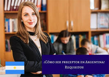 Requisitos para ser preceptor 5 Tramites Y Requisitos Para Ser Preceptor En Argentina