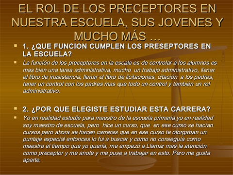Requisitos para ser preceptor 7 Tramites Y Requisitos Para Ser Preceptor En Argentina