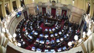 Senadores en Argentina