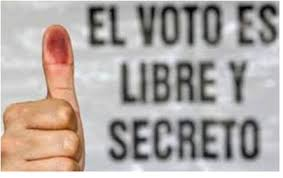 como es el voto en argentina