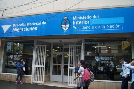 direccion nacional migracion
