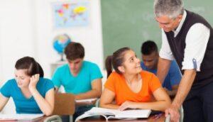 docentes de secundaria