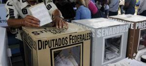 Elecciones para senadores