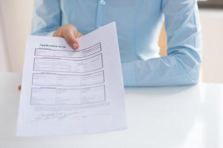 entregar formulario LA
