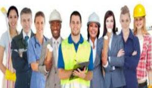 trabajadores felices Obtén El Certificado De Servicios Y Remuneraciones