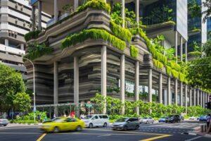 Edificios Verde