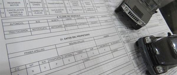Formulario 03 2 Conoce Como Completar El Formulario 03 Para La Prenda De Un Automotor