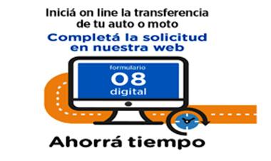Formulario 08 4 Conoce Como Tramitar El Formulario 08 Automotor - DNRPA