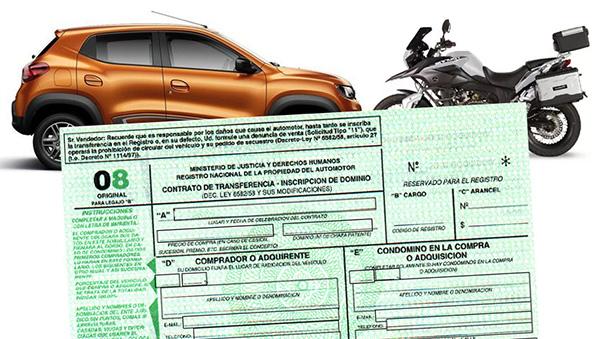 Formulario 08 7 Conoce Como Tramitar El Formulario 08 Automotor - DNRPA