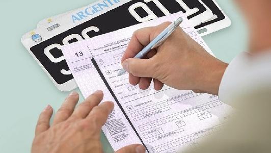 Formulario 99 6 Formulario 99 Para Solicitar Un Informe De Dominio Del Automotor Con Carácter Urgente