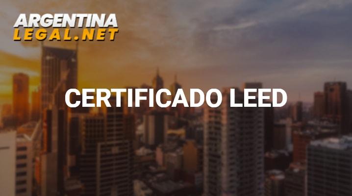 Como Obtener El Certificado LEED Para Edificios Sustentables